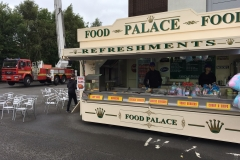 food palace refreshements at another event
