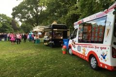 new ice cream van